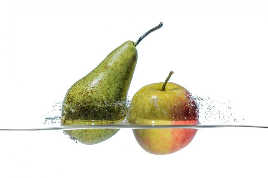 de voedingswaarde van fruit
